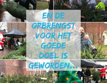 Junior Kamer Groningen haalt geldbedrag op voor IMC Weekendschool