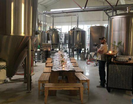 Rondleiding bij Brouwerij en Proeflokaal Baxbier